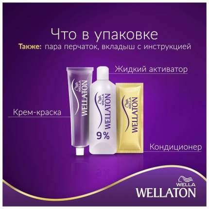 Краска для волос Wella Wellaton 9/1 жемчуг 110 мл