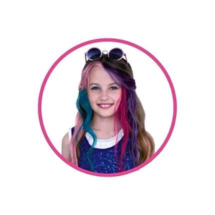 Спрей-краска для волос LUKKY для девочек малиновый