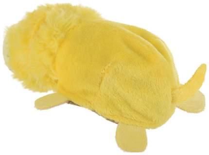 Игрушка-вывернушка 1 TOY Ням-Ням Лев-Мартышка с ароматом Лимон-Молочного коктейля 35 см