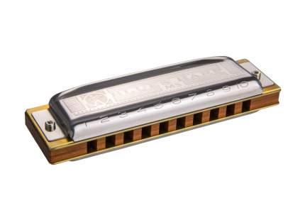 Губная гармоника диатоническая HOHNER Blues Harp 532/20 MS C