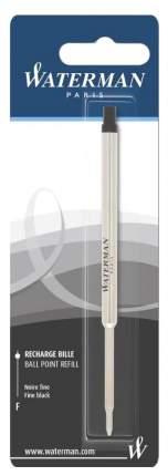 Waterman Стержень для шариковой ручки, F, черный