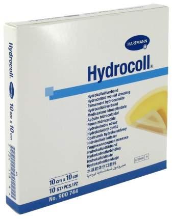 Повязка Hydrocoll гидроколлоидная самофиксирующаяся 10 х 10см 10 шт.
