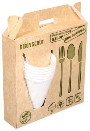 Набор для пикника BoyScout БИОразлагаемый 30 предметов