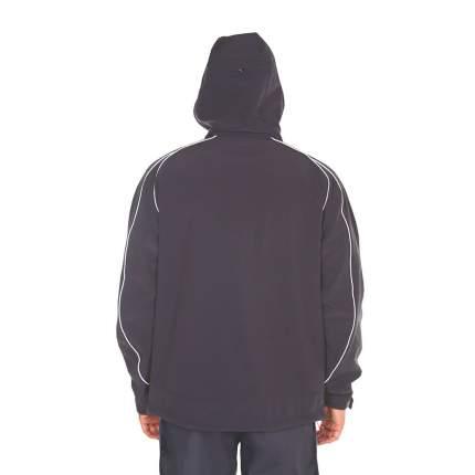 Куртка для рыбалки Nova Tour Fisherman Грейлинг Pro, графит, S INT, 176 см
