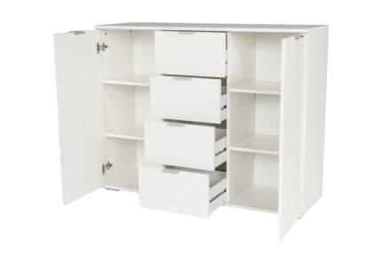 Комод Vental 95х120х38,9 см, белый