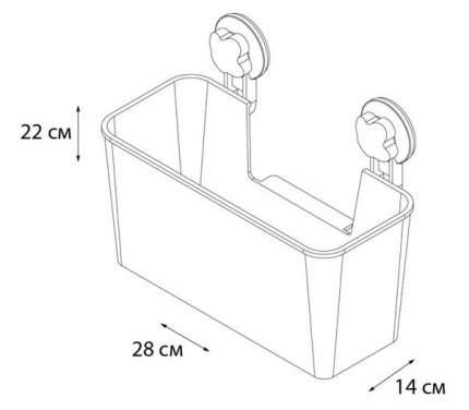 Полка для ванной Grampus GR-7085