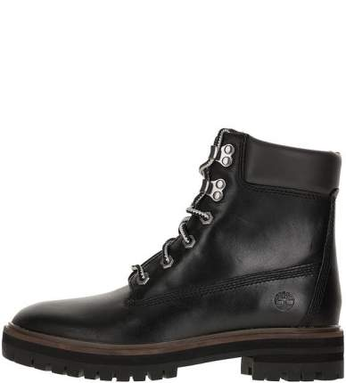 Ботинки женские Timberland черные