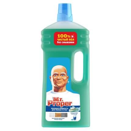 Моющее средство Mr.Proper универсальное горный ручей и прохлада 1.5 л