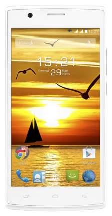 Смартфон Fly Nimbus 3 White (FS501)