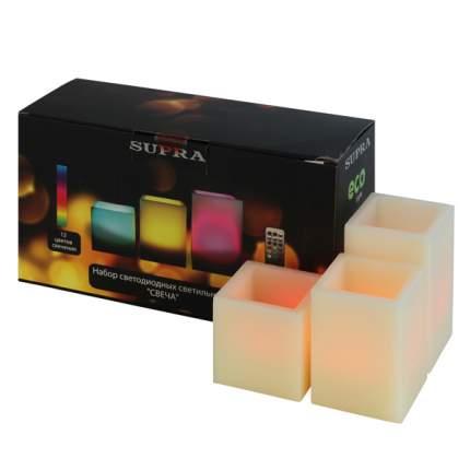 Электронная свеча LED Supra LCR-03 set