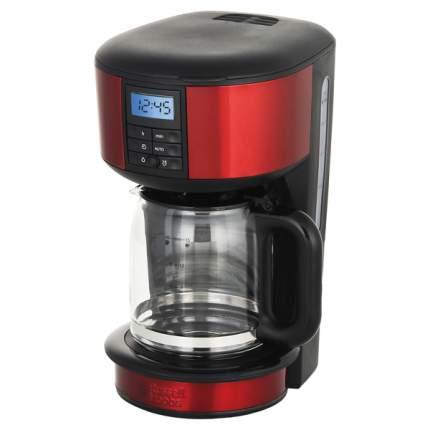 Кофеварка капельного типа Russell Hobbs Legacy Coffee Red 20682-56
