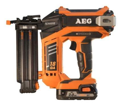 Аккумуляторный степлер AEG B18N18-0 4935451535 БЕЗ АККУМУЛЯТОРА И З/У