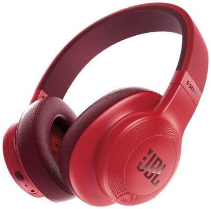Беспроводные наушники JBL E55BT Red