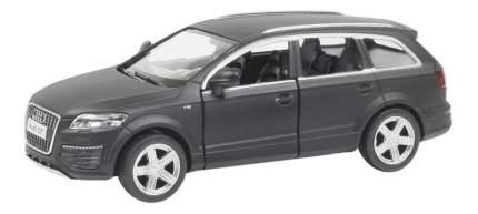 Машина металлическая Uni-Fortune 1:32 Audi Q7 V12 инерционная серый матовый