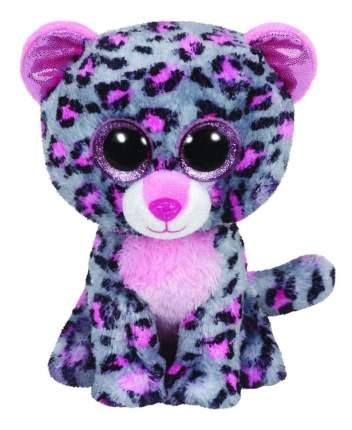 Мягкая игрушка TY Beanie Boos Леопард Tasha 25 см