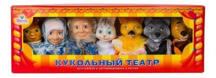 Кукольный театр по сказкам набор 3
