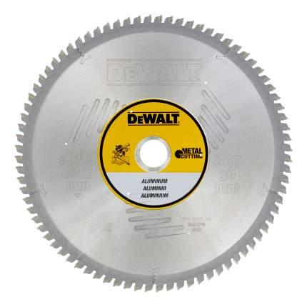 Диск по алюминию для дисковых пил DeWALT DT1916-QZ