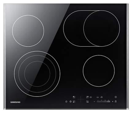 Встраиваемая варочная панель электрическая Samsung CTR264KC01 Black
