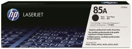 Картридж для лазерного принтера HP 85А (CE285A) черный, оригинал