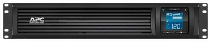 Источник бесперебойного питания APC SMART SMC1500I-2U Серый, Black