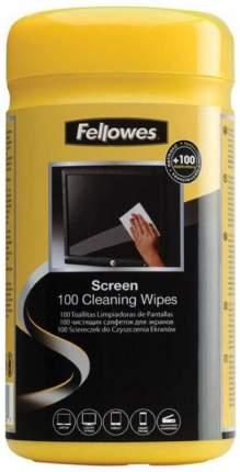 Салфетка для экранов Fellowes FS-99703 100 шт