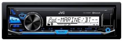 Автомобильная магнитола JVC KD-X33MBT 4x22Вт