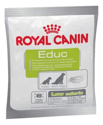 Лакомство для собак ROYAL CANIN Educ, кусочки, ветчина, 50г