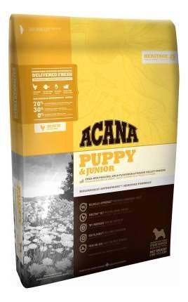 Сухой корм для щенков ACANA Heritage Puppy & Junior, цыпленок, 6кг