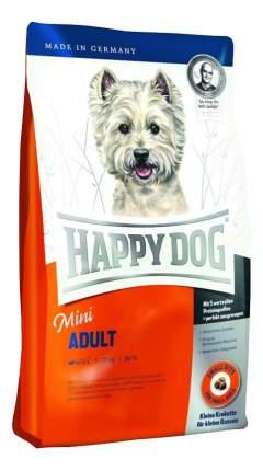 Сухой корм для собак Happy Dog Supreme Fit & Well Mini, для мелких пород, птица, 1кг