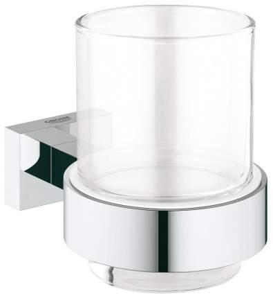 Стакан для зубных щеток Grohe Essentials Cube Хром