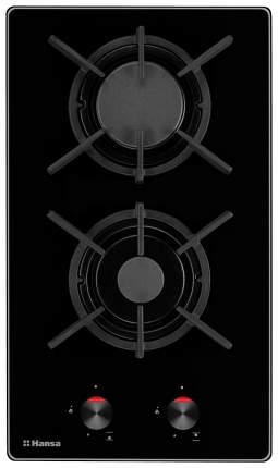 Встраиваемая варочная панель газовая Hansa BHKS31058 Black