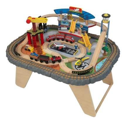 Игровой набор KidKraft Транспортный Хаб Transportation Station
