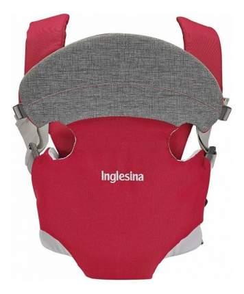 Рюкзак для переноски детей Inglesina Рюкзак-Кенгуру Inglesina Front Красный-Серый