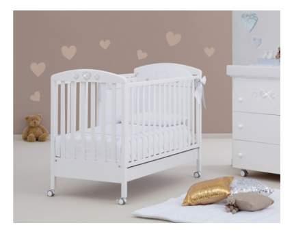 Кровать Erbesi Abbraccio Белый
