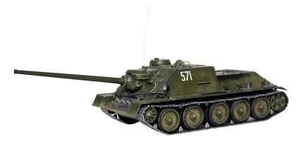 Модель для сборки Zvezda Самоходка СУ-100