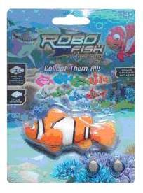 Интерактивная игрушка для купания Junfa Toys Robo Fish