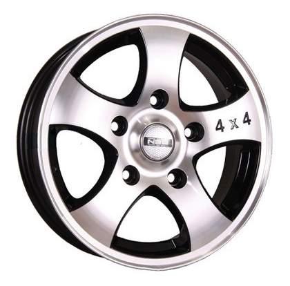 Колесные диски Neo 541 R15 6.5J PCD5x139.7 ET40 D98 (WHS117977)