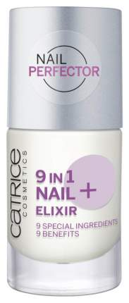 Верхнее покрытие CATRICE 9 in 1 Nail Elixir 10 мл