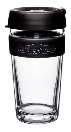 Кружка keepcup longplay black 454 мл