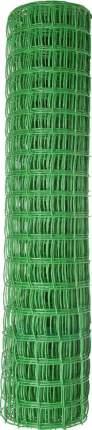 Решетка садовая Grinda, цвет зеленый, 1х10 м, ячейка 60х60 мм