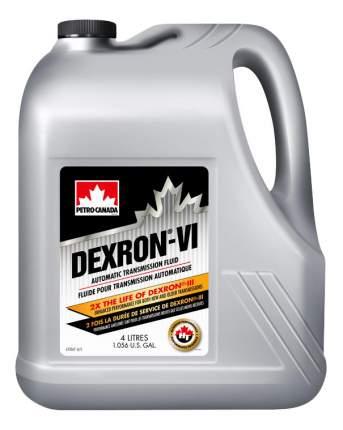 Трансмиссионное масло PETRO-CANADA 4л DEX6C16