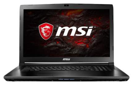 Ноутбук игровой MSI Leopard GL72 7RD-672RU