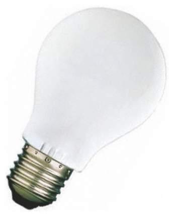 Лампа накаливания E27 60W груша матовая 4008321419552