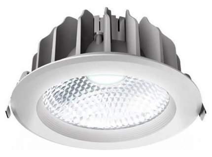Встраиваемый светильник Uniel 4500K ULT-D03E-18W/NW