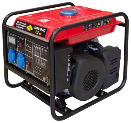 Бензиновый генератор DDE GG3300Zi