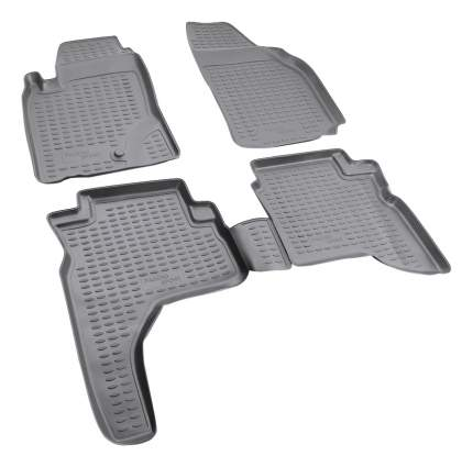 Комплект ковриков в салон автомобиля Autofamily для Mitsubishi (NLC.35.07.210)