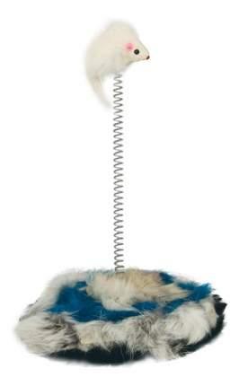 Мягкая игрушка для кошек Triol, Натуральный мех, Металл, МДФ, 25x45см