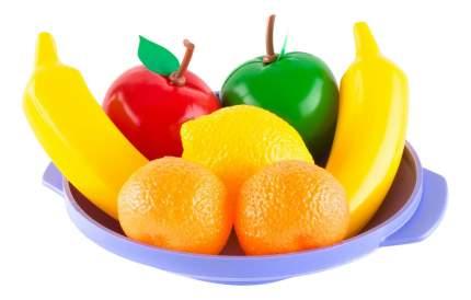 Набор фруктов игрушечный Пластмастер Фруктовое ассорти