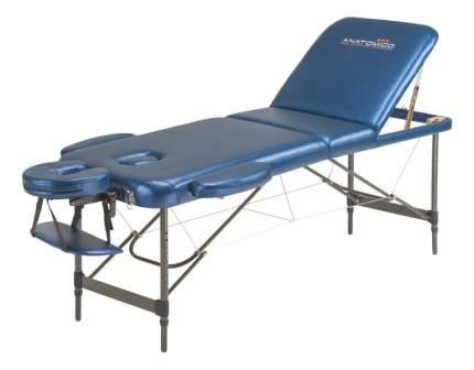 Массажный стол складной Anatomico Breeze blue