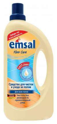 Универсальное чистящее средство для мытья полов Emsal 1 л